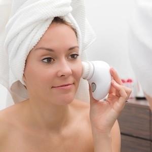Escova de Limpeza Facial Skin Bright (Entrega em 24h)