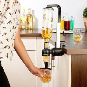 Suporte Dispensador de Bebidas para Garrafa