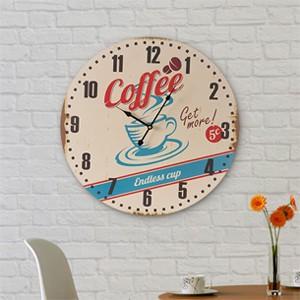 Relógio de Parede Coffee Cup (Entrega em 24h)