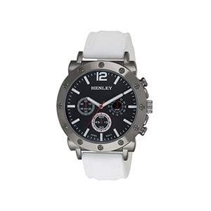 Relógio Henley Sports Branco (Entrega em 24h)
