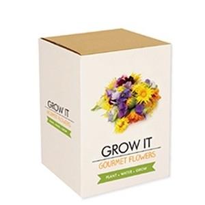 Grow It: Flores Gourmet (Entrega em 24h)