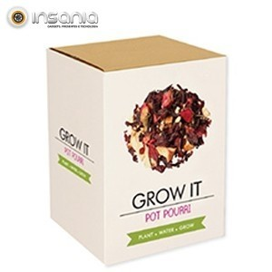 Grow It: Pot Pourri - Um ambientador natural!