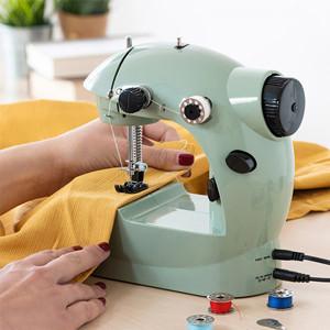 Máquina de Costura Portátil Compak Tailor | Entregas em 24h | Aproveite Já!