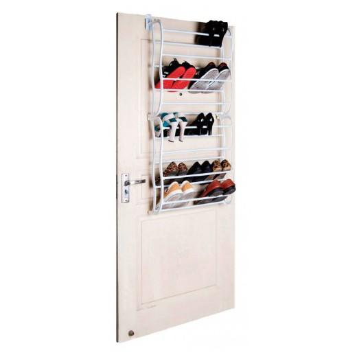 Organizador de Sapatos para Porta 24 Pares