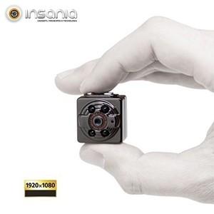 Micro Câmara Full HD - Passa totalmente despercebida!