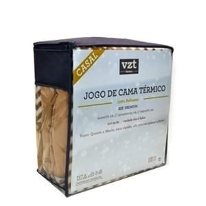 Jogo de Cama Térmico R. Premium Casal | Entregas em 24h | Aproveite Já!