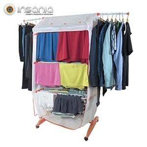 Secador de Roupa Armário Portátil Bepro Home Turbo Dry - Secador, armário, aquecedor e estendal!
