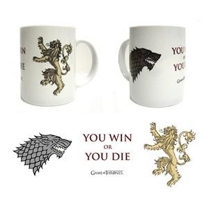 Caneca You Win or You Die Game of Thrones (Entrega em 24h)