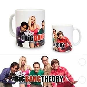 Caneca Grupo The Big Bang Theory (Entrega em 24h)