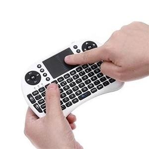 Mini Teclado Sem Fios Touchpad PC e Android (Entrega em 24h)