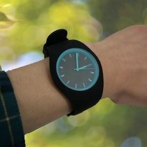 Relógio de Pulso Preto (Entrega em 24h)