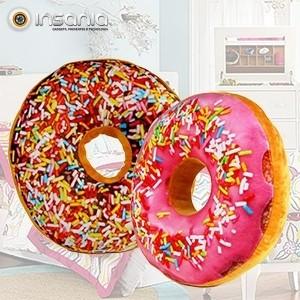 Almofada Donut - Visualmente deliciosa!