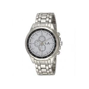 Relógio Desportivo L.A Time Branco (Entrega em 24h)