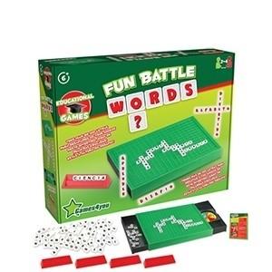 Fun Battle - Palavras Science4you | Entregas em 24h | Aproveite Já!