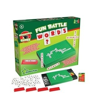 Fun Battle - Palavras Science4you (Entrega em 24h)