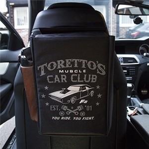 Bolsa de Arrumação para Carro Fast and Furious (Entrega em 24h)