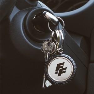 Porta-Chaves Roda Fast and Furious (Entrega em 24h)
