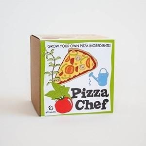 Semeia e Vê Crescer: Pizza Chefe (Entrega em 24h)