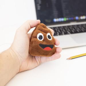 Bola de Peluche Anti-stress Emoji | Entregas em 24h | Aproveite Já!