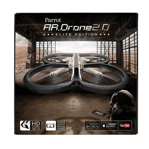 Drone Parrot Ar.Drone 2.0 Elite Edition Snow