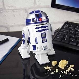Aspirador de Secretária USB R2-D2 (Entrega em 24h)