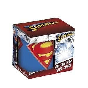 Caneca Colorida Logo Super-Homem (Entrega em 24h)