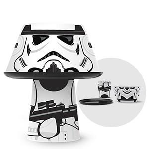 Conjunto para Refeições Empilhável Storm Trooper (Entrega em 24h)