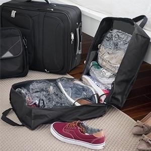 Saco de Viagem para 6 Pares de Sapatos (Entrega em 24h)
