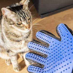 Escova Luva para Animais de Estimação (Entrega em 24h)