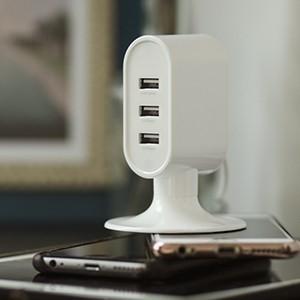 Torre de Carregamento com 3 Portas USB (Entrega em 24h)