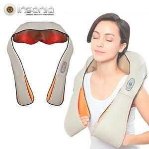 Massajador de Pescoço e Ombros - Alivie a tensão muscular!