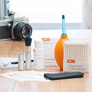Kit de Limpeza para Máquina Fotográfica (Entrega em 24h)