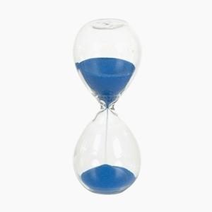Relógio De Areia de Vidro (Entrega em 24h)