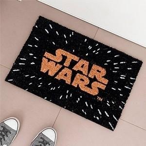 Tapete Logo Star Wars Preto (Entrega em 24h)