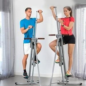Máquina de Escalada Vertical de Fitness (Entrega em 24h)