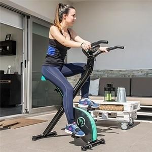 Bicicleta Estática Dobrável Cecofit X-Bike (Entrega em 24h)