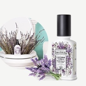 Perfume WC Poo-Pourri Lavanda Baunilha 118 ml | Entregas em 24h | Aproveite Já!