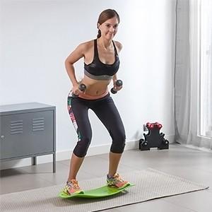 Prancha de Equilíbrio Sport Fitness (Entrega em 24h)