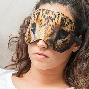 Máscara para Dormir Animais (Entrega em 24h)