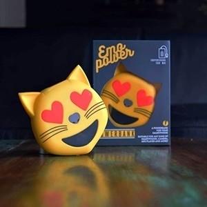 Powerbank Emoticon Gato Corações (Entrega em 24h)