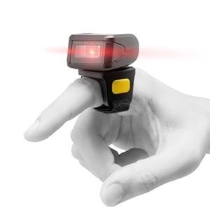 Leitor de Códigos de Barras Bluetooth para Dedo (Entrega em 24h)