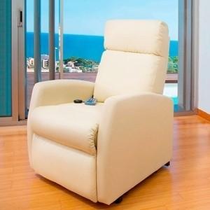 Cadeirão de Massagem Relax Compact Branco (Entrega em 24h)