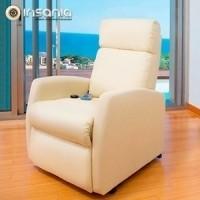 Cadeirão de Massagem Relax Compact Branco