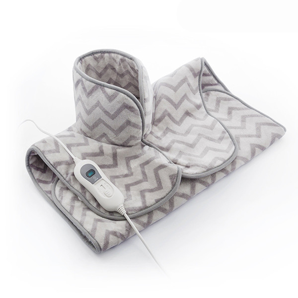 Almofada Elétrica para Pescoço, Ombros e Costas 60 x 90 cm