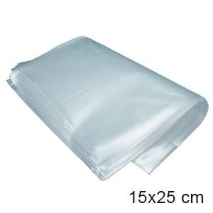 Sacos de Vácuo 15x25 cm (Entrega em 24h)
