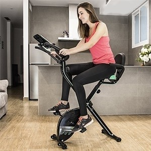 Bicicleta Estática Magnética Dobrável Cecofit Pro | Entregas em 24h | Aproveite Já!