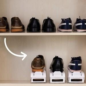 Organizador de Sapatos 6 pares (Entrega em 24h)