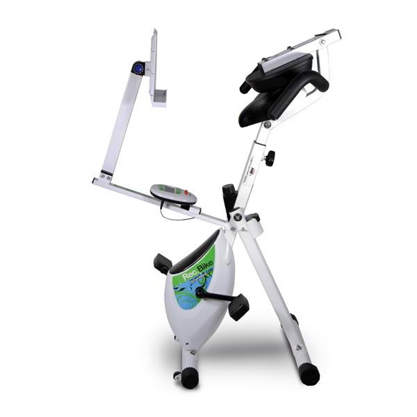 Bicicleta Estática Recumbent YF93 BH Fitness