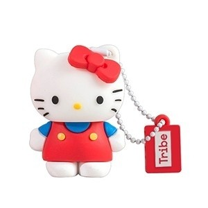 Tribe Pen Drive Hello Kitty Classic 16GB (Entrega em 24h)