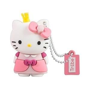 Tribe Pen Drive Hello Kitty Princess 16GB (Entrega em 24h)